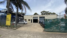 Factory, Warehouse & Industrial commercial property for sale at 28 Cox Avenue Kingswood NSW 2747