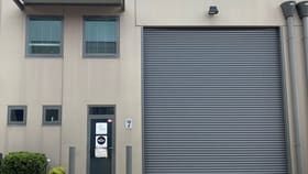 Factory, Warehouse & Industrial commercial property sold at Unit 7/13 Lyell Street Mittagong NSW 2575