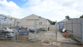 Factory, Warehouse & Industrial commercial property for sale at 17 Hogan Street Portland VIC 3305