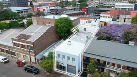 Factory, Warehouse & Industrial commercial property sold at 28 Albion Street Annandale NSW 2038