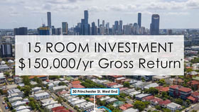 Other commercial property for sale at 30A Princhester St West End QLD 4101
