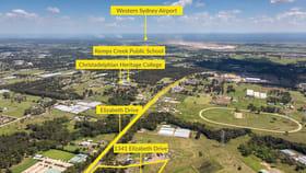 Development / Land commercial property sold at 1341 Elizabeth Drive Kemps Creek NSW 2178