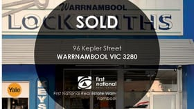 Medical / Consulting commercial property for sale at 96 Kepler Street Warrnambool VIC 3280
