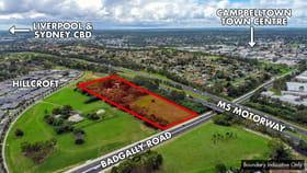 Development / Land commercial property for sale at 50 Badgally Road Claymore NSW 2559
