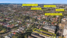 Development / Land commercial property for sale at 2 Childs Street Lidcombe NSW 2141