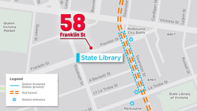 Parking / Car Space commercial property for sale at 603/58 Franklin Street Melbourne VIC 3000
