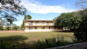 Factory, Warehouse & Industrial commercial property for sale at 18481 Warrego Highway Dalby QLD 4405