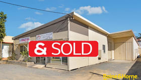 Showrooms / Bulky Goods commercial property sold at 87 Cameron Street Wauchope NSW 2446