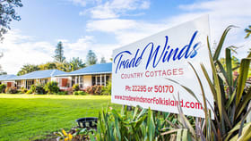 Hotel, Motel, Pub & Leisure commercial property for sale at 242 Stockyard Road Norfolk Island NSW 2899