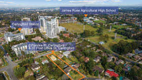 Development / Land commercial property for sale at 2 Parklea Place, 31 Post Office Street Carlingford NSW 2118