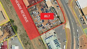 Showrooms / Bulky Goods commercial property for sale at 67-73 Flores Road Webberton WA 6530