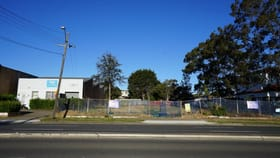 Development / Land commercial property for sale at VACANT LAND/75 & 77 Silverwater Road Silverwater NSW 2128