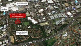 Development / Land commercial property for sale at 5-7 Cottonwood Crescent & 8 Lachlan Avenue Macquarie Park NSW 2113