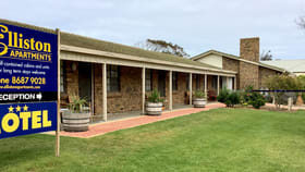 Hotel, Motel, Pub & Leisure commercial property for sale at 33-35 Beach Terrace Elliston SA 5670