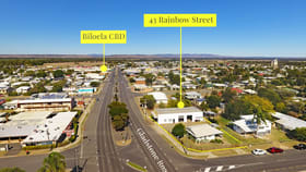 Factory, Warehouse & Industrial commercial property for sale at 43 Rainbow Street Biloela QLD 4715