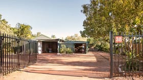 Factory, Warehouse & Industrial commercial property sold at 38 Blackman Street Broome WA 6725
