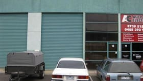 Industrial / Warehouse commercial property sold at 13 Industrial Park Drive Lilydale VIC 3140