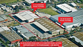 Industrial / Warehouse commercial property sold at 35-39 Slough Road Altona VIC 3018