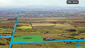 Development / Land commercial property sold at 1289-1329 Taylors Road Plumpton VIC 3335