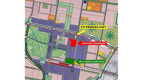 Development / Land commercial property sold at 472 Princes Highway Officer VIC 3809