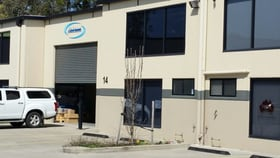 Factory, Warehouse & Industrial commercial property sold at 14/8 Teamster Close Tuggerah NSW 2259