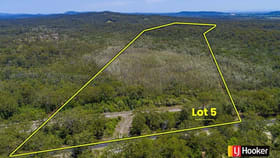 Rural / Farming commercial property for sale at Lot 5 Brooms Head Road Taloumbi NSW 2463