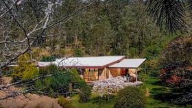 Rural / Farming commercial property for sale at 630 Watagan Creek Road Laguna NSW 2325