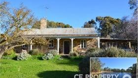 Rural / Farming commercial property for sale at 288 Hamiltons Road Springton SA 5235