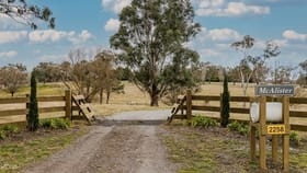 Rural / Farming commercial property for sale at 2258 Woodhouselee Road, Goulburn NSW 2580