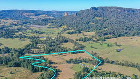 Rural / Farming commercial property for sale at 166 Stony Chute Road Nimbin NSW 2480
