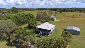 Rural / Farming commercial property for sale at 135 Woodgate Road Goodwood QLD 4660
