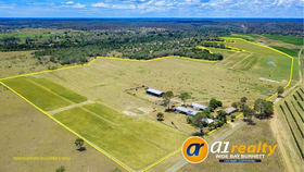 Rural / Farming commercial property for sale at 223 Nolans Pocket  Road South Kolan QLD 4670
