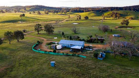 Rural / Farming commercial property for sale at 190 Perks Road Rye Park NSW 2586