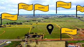 Rural / Farming commercial property for sale at 2331-2339 Western Hwy Rockbank VIC 3335