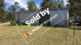 Rural / Farming commercial property for sale at Marlee NSW 2429