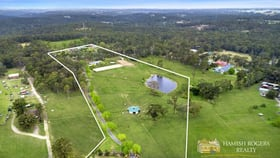 Rural / Farming commercial property for sale at 198 Cattai Ridge Road Maraylya NSW 2765