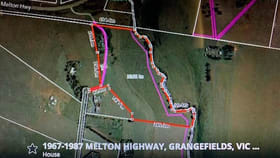Rural / Farming commercial property for sale at 1967-1987 Melton Highway Rockbank VIC 3335