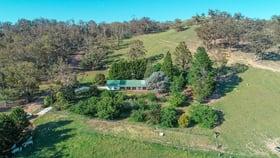 Rural / Farming commercial property for sale at 818 Marsden Swamp Road Ganbenang NSW 2790