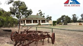Rural / Farming commercial property for sale at 901 Behn Ord Road Wagin WA 6315
