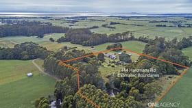 Rural / Farming commercial property for sale at 444 Hardmans Road Mella TAS 7330