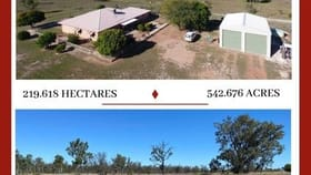 Rural / Farming commercial property for sale at 473 Spoonbill Road Clermont QLD 4721