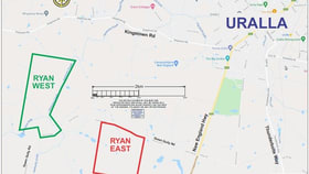 Rural / Farming commercial property for sale at Lot 1 & Lot 18 Green Gully Road Uralla NSW 2358
