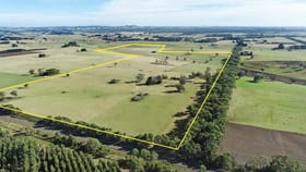 Rural / Farming commercial property for sale at 331 Nehill and Alexanders Rd South Purrumbete VIC 3260