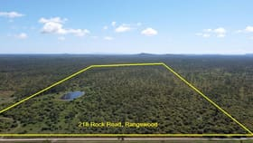 Rural / Farming commercial property for sale at 218 Rock Road Rangewood QLD 4817