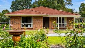 Rural / Farming commercial property sold at 11 STONES FORD ROAD Nangkita SA 5210