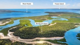 Rural / Farming commercial property for sale at Bandicoot Island Great Sandy Strait QLD 4655