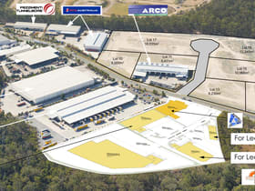 Factory, Warehouse & Industrial commercial property for lease at Tenancy 3/Lot 1 / 84 Christensen Road Stapylton QLD 4207