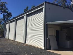 Factory, Warehouse & Industrial commercial property for sale at 12624 Peak Downs Highway Coppabella QLD 4741