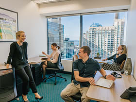 Serviced Offices commercial property for lease at Level 26/44 Market Street Sydney NSW 2000