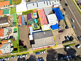 Industrial / Warehouse commercial property for sale at 113 Dobroyd Parade Haberfield NSW 2045